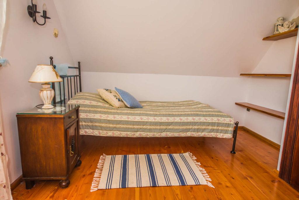 pokój drewniana zagroda